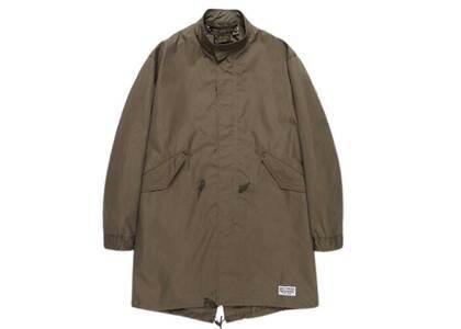 WACKO MARIA Mods Coat NATO Green (SS21)の写真