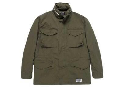 WACKO MARIA M-65 Jacket Khaki (SS21)の写真