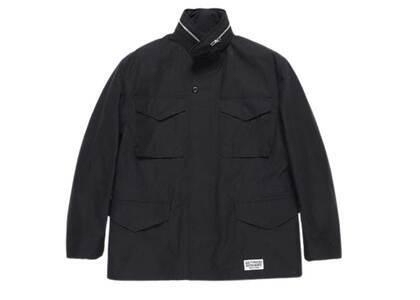 WACKO MARIA M-65 Jacket Black (SS21)の写真