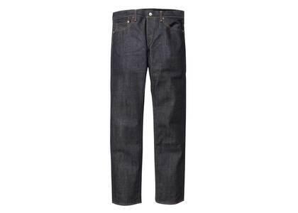 WACKO MARIA GP-D-101 River Tight Fit Selvedge Jeans Indigo (SS21)の写真