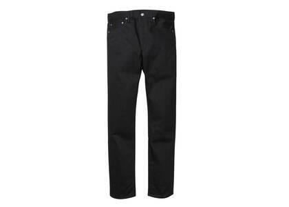 WACKO MARIA GP-D-101 River Tight Fit Selvedge Jeans Black (SS21)の写真