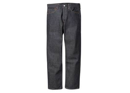 WACKO MARIA GP-D-201 Johnny Regular Fit Selvedge Jeans Indigo (SS21)の写真