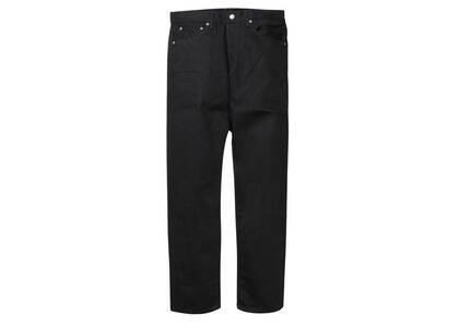 WACKO MARIA GP-D-201 Johnny Regular Fit Selvedge Jeans Black (SS21)の写真
