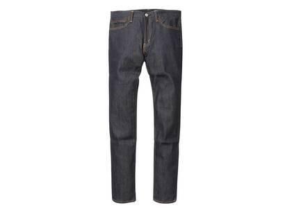 WACKO MARIA GP-D7 Costello Skinny Stretch Jeans Indigo (SS21)の写真