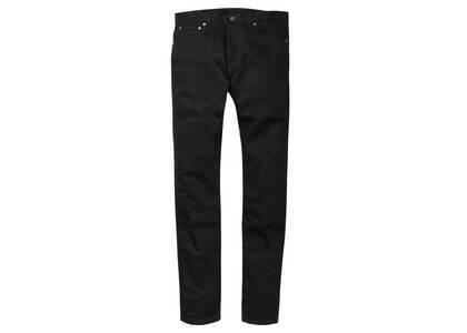 WACKO MARIA GP-D7 Costello Skinny Stretch Jeans Black (SS21)の写真