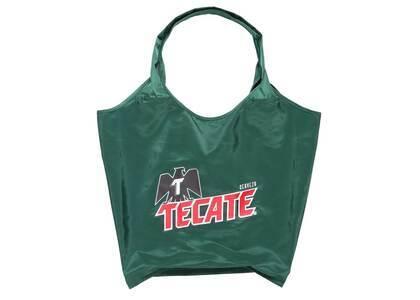 WACKO MARIA Tecate Packable Tote Bag Green (SS21)の写真
