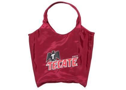 WACKO MARIA Tecate Packable Tote Bag Red (SS21)の写真