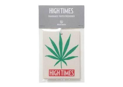 WACKO MARIA High Times Kuumba Fragrance Paper Green (SS21)の写真