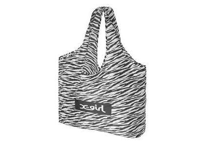 X-girl Reusable Bag X-girl Whiteの写真