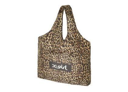 X-girl Reusable Bag X-girl Beigeの写真