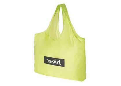 X-girl Reusable Bag X-girl Light Greenの写真