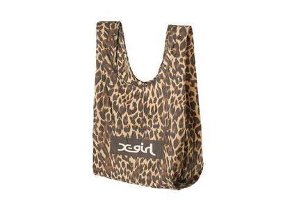 X-girl Small Reusable Bag X-girl Beigeの写真