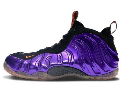 Nike Air Foamposite One Phoenix Sunsの写真