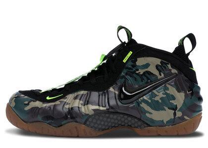 Nike Air Foamposite Pro Army Camoの写真