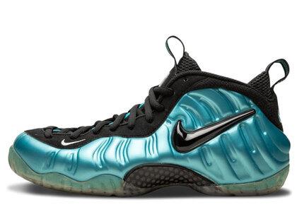 Nike Air Foamposite Pro Electric Blueの写真