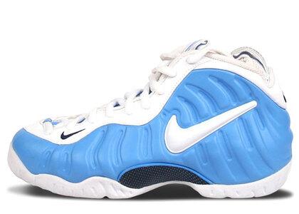 Nike Air Foamposite Pro University Blueの写真