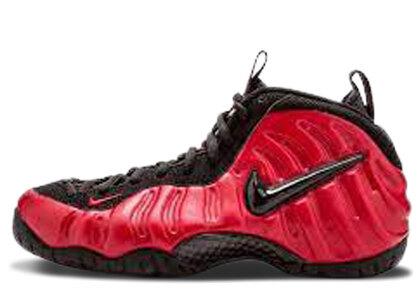 Nike Air Foamposite Pro Varisty Red 2002の写真
