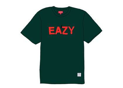 Supreme Eazy S-S Top Dark Greenの写真