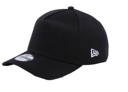 New Era Youth 9FORTY A-Frame Essential Black/Snow Whiteの写真