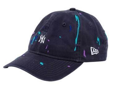 New Era 9THIRTY New York Yankees Mini Logo Splash Embroidery Navyの写真