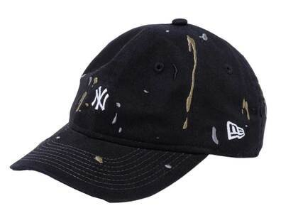 New Era Youth 9TWENTY New York Yankees Splash Embroidery Mini Logo Blackの写真