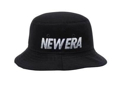 New Era Kid's Bucket 01 Essential Black/Cloudの写真