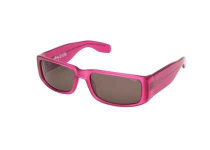 Stussy Eric Sunglasses Translucent Hot Pink (SS21)の写真