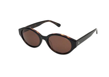 Stussy Penn Sunglasses Black/Tort (SS21)の写真