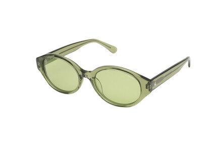 Stussy Penn Sunglasses Green (SS21)の写真