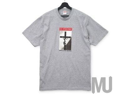 Supreme Loved By The Children Tee Heather Greyの写真