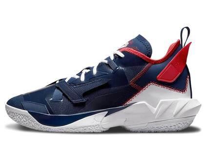 Nike Jordan Why Not Zero.4 PF Blue Viodの写真