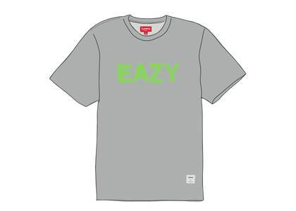 Supreme Eazy S-S Top Heather Greyの写真