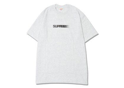 Supreme Motion Logo Tee (SS20) Ash Greyの写真