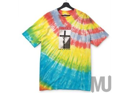 Supreme Loved By The Children Tee Tie Dyeの写真