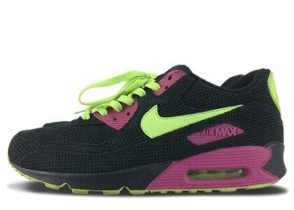 Nike Air Max 90 Black Citron Rave Pinkの写真