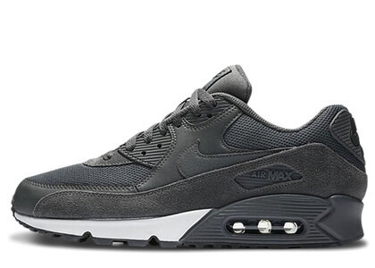 Nike Air Max 90 Dark Grey Whiteの写真