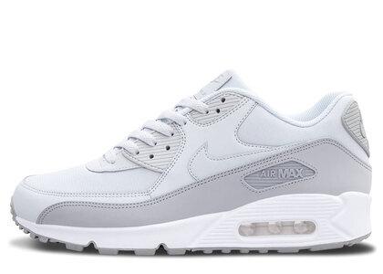 Nike Air Max 90 Wolf Grey Pure Platinumの写真