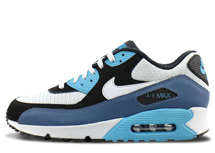Nike Air Max 90 Squadron Blue Wolf Greyの写真