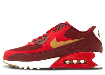 Nike Air Max 90 Game Red Elemental Goldの写真
