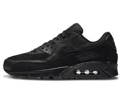 Nike Air Max 90 Premium Triple Blackの写真