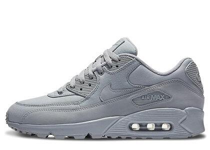 Nike Air Max 90 Triple Wolf Greyの写真
