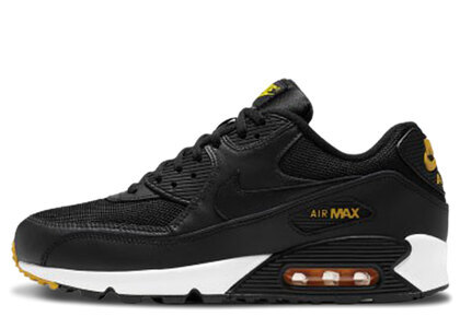Nike Air Max 90 Black Amarilloの写真