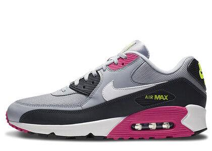 Nike Air Max 90 Wolf Grey Rush Pinkの写真