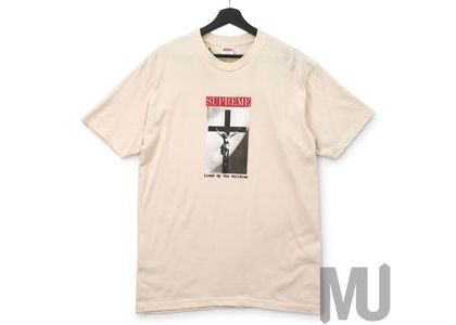 Supreme Loved By The Children Tee Naturalの写真