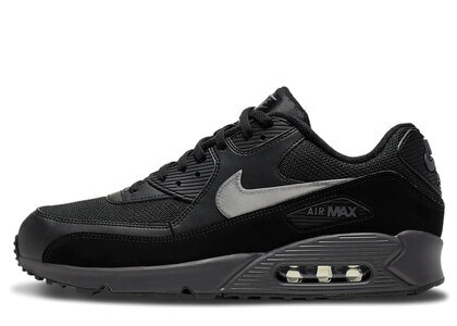 Nike Air Max 90 Essential Black Silverの写真