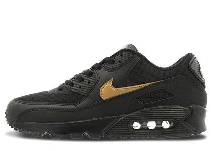 Nike Air Max 90 Essential Black Goldの写真