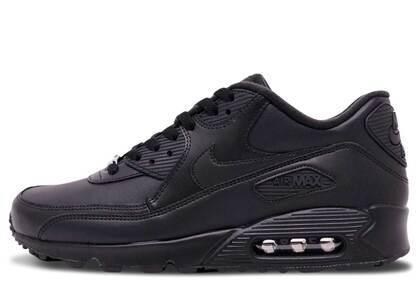 Nike Air Max 90 Leather Blackの写真