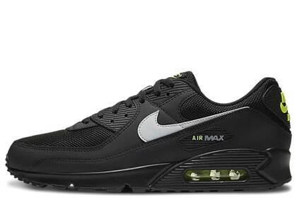 Nike Air Max 90 Black Volt Light Smoke Greyの写真