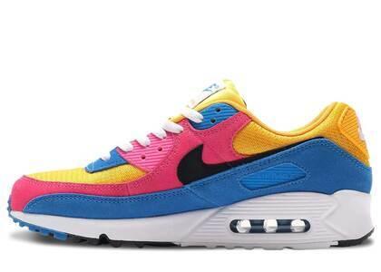 Nike Air Max 90 Multicolor Suedeの写真