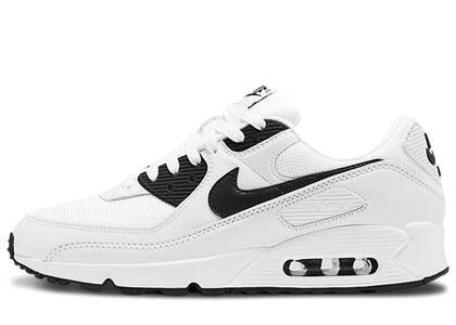 Nike Air Max 90 White Black 2020の写真